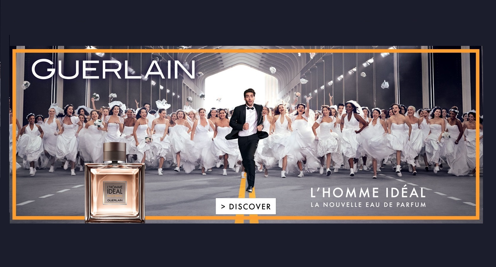 l'homme ideal banner | X-TREME